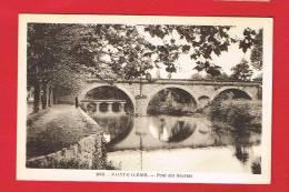 SAINT-GALMIER ( Loire )  Pont Des Sources - France