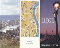 Belgique. Liège. Informations Touristiques. - Sports & Tourisme