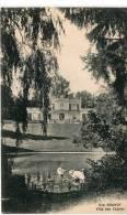 CPA 91 BRUNOY VILLA DES CYGNES 1924 - Brunoy