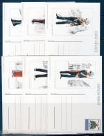 "San Marinoi/ San Marin 1979  --- Cartolina Postale ""Uniformi Militari  -- NUOVA - Interi Postali"