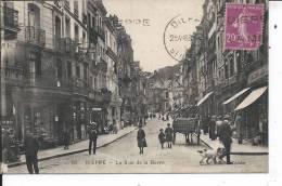 DIEPPE - La Rue De La Barre - Dieppe