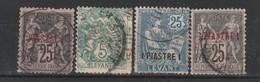 LEVANT BUREAUX FRANCAIS   1885 -1922   2E CHOIX - Levant (1885-1946)