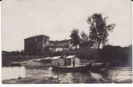 Piemonte - Cuneo -Cardè -Fotografica - Traghetto Sul Fiume Po - 1907 - Cuneo