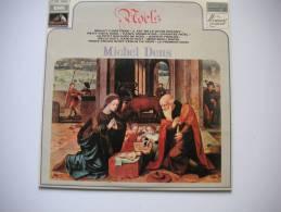 33T.Michel DENS. NOELS.  12 Titres. - Christmas Carols