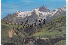 LE CHAZELET Et Massif De La MEIJE(05) Route Des Grandes Alpes - France