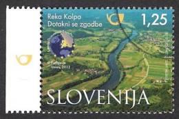 SLOVENIA 2013 Tourism Kolpa River, 1v MNH (SPECIMEN) - Slovenia