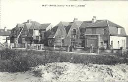 NORD PAS DE CALAIS - 59 - NORD - DUNKERQUE - BRAY-DUNES - Rue Des Alouettes - Gros Plan - France