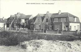 NORD PAS DE CALAIS - 59 - NORD - DUNKERQUE - BRAY-DUNES - Rue Des Alouettes - Gros Plan - Autres Communes