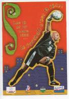 Ref 114 CPM Type Cart'com Carte à Pub SPORT FOOTBALL Fabien Barthez - Cartes Postales