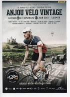 Ref 114 CPM  SPORT Cyclisme Anjou Velo Vintage 2013 SAUMUR Cart'com - Cartes Postales