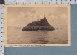 S2892 AFRICA S. VICENTE CABO VERDE ILHEU DOS PASSAROS E FAROL - Capo Verde