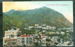 View Of The Peak  ,  Hong Kong    Am7601 - China (Hong Kong)