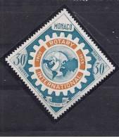 Monaco1955: ROTARY Yvert440mnh** - Rotary, Lions Club