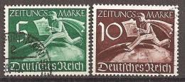 Michel 738/739 Z O - Deutschland
