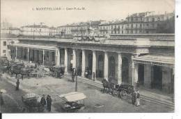 MONTPELLIER - Gare PLM - Montpellier