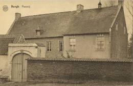 Bergh - Berg :  Pastorij - Kampenhout