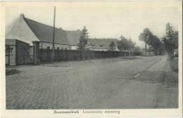 Boortmeerbeek :   Leuvensche Steenweg - Boortmeerbeek