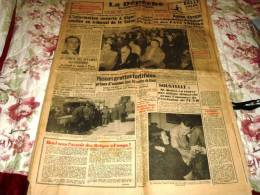"""La Dépêche Quotidienne D'Algérie ( La Bombe """"A"""" Du 13 Février 1960) - Journaux - Quotidiens"""