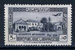 1938 - LIBANO - LEBANON - Scott Nr. C77 - Mi 240 - LH -  (S21042013.....) - Libano