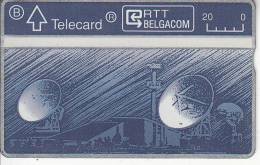 BELGIUM - Lessive 5, Earth Station, CN : 203A, Used - Belgium