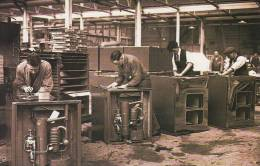 Postcard Factory Workers 1932 Electrolux Luton Ice Cream Boxes Nostalgia - Industrial