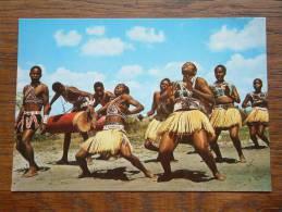 KITUI Dancers / Anno 19?? ( Zie Foto Voor Details ) !! - Kenya