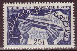 FRANCE - 1951 - YT N° 881 -** - Exposition Textile - France