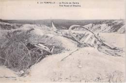 LA POMPELLE. La Route De Reims. - Francia