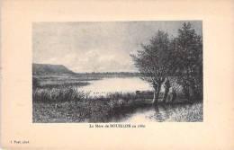 La Mare De BOUILLON En 1880. - Zonder Classificatie