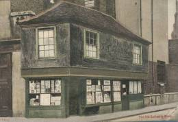 (432) Very Old Postcard - Carte Ancienne - UK - London Old Curiosity Shop - Novel By C . Dickens - London