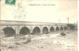 Vergèze Viaduc Sur Le Rosny - Vergèze