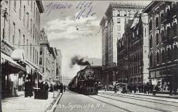Etr - USA - SYRACUSE - Empire State Express - Syracuse