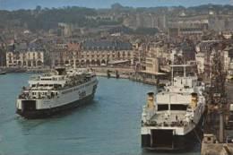 Ferry VALENCAY à Dieppe - CPM - Bateau/ship/schiff - Transbordadores