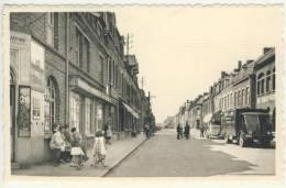 Ploegsteert - Bizet   Frontière Belge  Douane - Komen-Waasten
