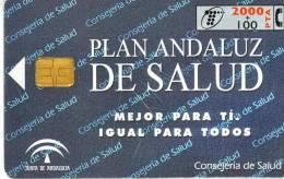 Télécarte Privée Téléfonica 2000+100PTA .  09/98   Vide TB état **** - España