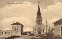 54=MORVILLE Sur SEILLE.....La Place  ( Tbe) - France