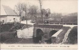 7055 - Champagnole Pont De Gratteroche - Champagnole