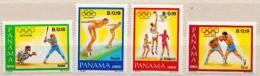 Panama MNH Set - Summer 1984: Los Angeles