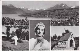 7058 - Küssnacht A. R La Chapelle Au Souvenir De S.M. Astrid La Reine Des Belges - LU Lucerne