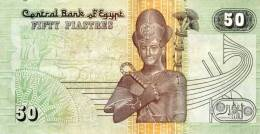 Central Bank Of Egypt - Fifty Piastres - 50 - - Egitto