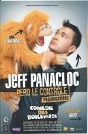 Jeff Panacloc Et Jean-marc (perd Le Controle) - Teatro