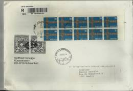 =Schweiz Fdc 1983 Europa - FDC
