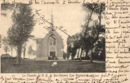 BELGIQUE - LIEGE - FLEMALLE - LES TRIXHES - La Chapelle De N.-D. De Bon-Secours. - Flémalle