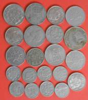 PORTUGAL        21 COINS   -    (2160) - Munten & Bankbiljetten