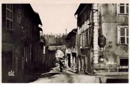Oradour Sur Vayres: Grande Rue, Petite Animation, Années 50 - Oradour Sur Vayres