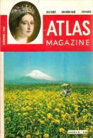 Atlas Magazine N°03 - 1960 - Paris-Madrid Automobile, éléphants, Japon En Fleurs, Koenigsmarck, Impératrice Eugénie - History