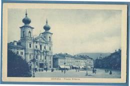FRIULI VENEZIA GIULIA  - GORIZIA  - Piazza Vittoria Animata- NUOVA - EDITORE  Ms -26708 - Gorizia