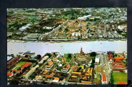 F363 Views Of The Greater-Bangkok Capital Of (Siam) Thailand Taken From Aeroplanes - Phornthip Phatana Ltd - Cambogia