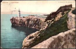 Gibraltar - Light House - La Phar - Gibraltar