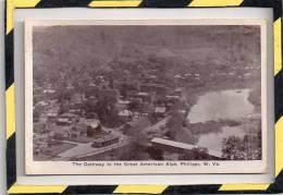 PHILIPPI. - . THE GATEWAY TO THE AMERICAN ALPS, W. Va. - Etats-Unis
